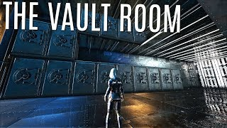 THE VAULT ROOM and Surface Drops! - Official 6 Man Tribes - ARK Survival