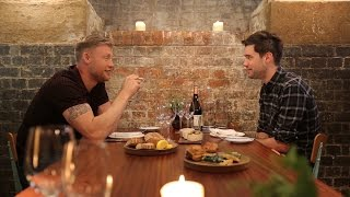 Jack Whitehall and Freddie Flintoff talk