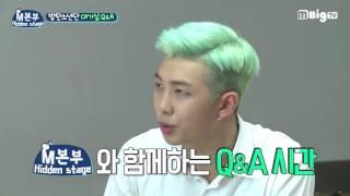 [MBC K-pop Hidden stage] Ep1- BTS  TWICE TIFFANY UP10TION LOVELYZ