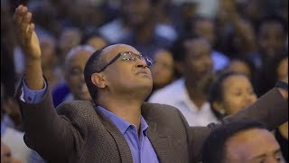 The Anointed Word of God  Church  Live Worship (Abenezer Legese)