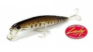 Воблер Lucky Craft Live Flash Minnow