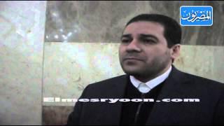 مظهر شاهين : لا يجرأ شخص على الاقتراب من الأراضي المصرية