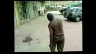 'OMG' Old  Drunk Baba Dancing Ori Owo By 'The Real Omoba Tillaman'
