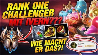 Rank One Challenger mit ivern??? Wie macht stylleelol  das? [League of Legends]
