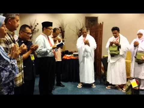 Youtube doa haji bahasa arab