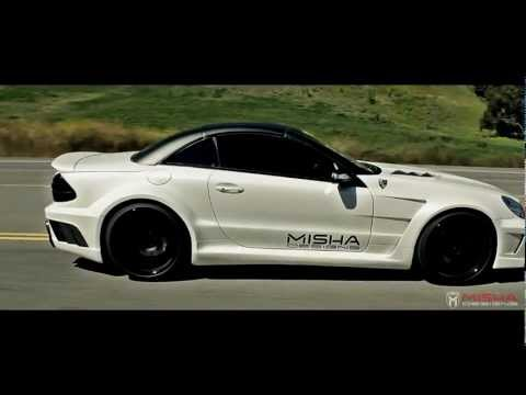MISHA Designs Mercedes SL Widebody & CLS Body Kit