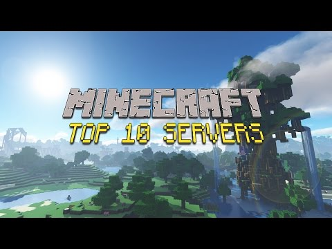 [2015] TOP 10 Minecraft Server Reviews: 1.9 Cracked [NO HAMACHI] 24/7 No whitelist Survival