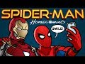 Spider Man Homecoming Trailer Breakdown  Everything You Missed