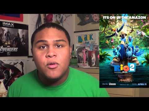 Rio 2 Movie Review video