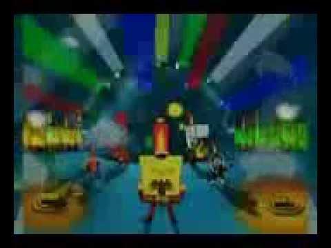 اغنية بوم بوم باو علي طريقة سبونج بوب flv