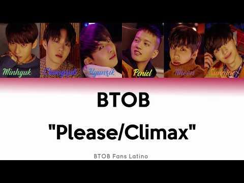 [SUB ESP] BTOB - Please / Climax