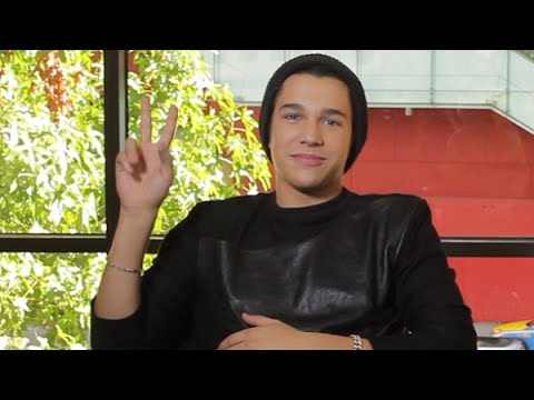 Austin Mahone Goes Online With Buzznet