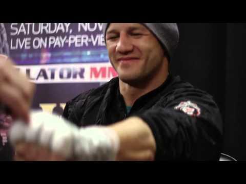 Bellator MMA Daniel Straus Returns to face Justin Wilcox on Spike TV