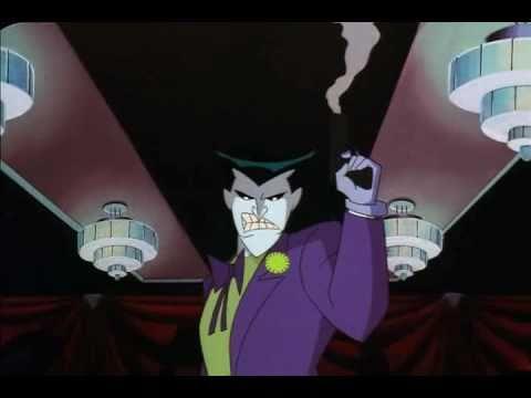 King Barlo pulls a prank on Joker