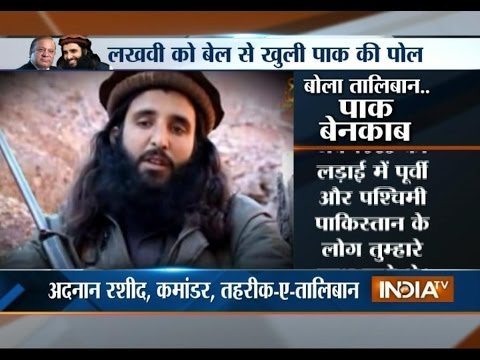 Taliban says Pakistan Army Fooled Youth for Blood Game in Kashmir - India TV