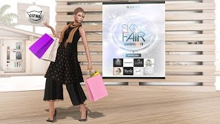 Skin Fair 2017 in Second Life