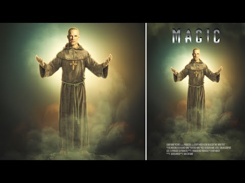 Photoshop Manipulation | Movie Poster Design | Dark Fantasy Effect
