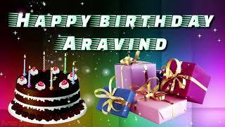 #Birthday wishes for #Aravind