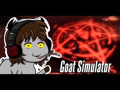 Goat Simulator | КОЗЕЛ ИЗ АДА!