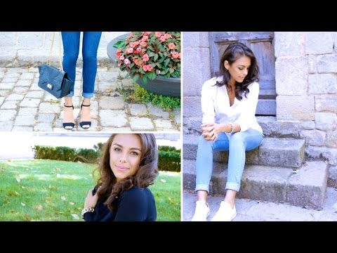 3 Casual Chic Outfit Ideas! ♥