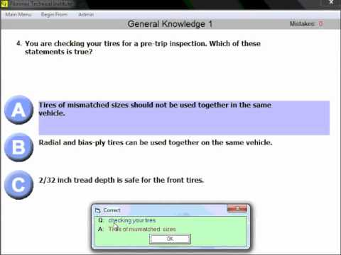 CDL Air Brakes Study Guide Flashcards | Quizlet
