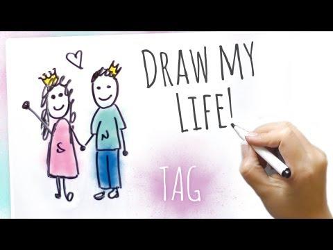 Draw my Life II Sissi