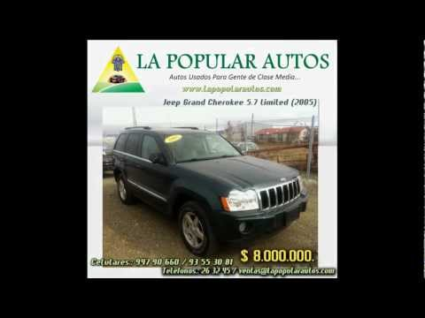 .:La Popular Autos:. - Jeep Grand Cherokee Full (2005)