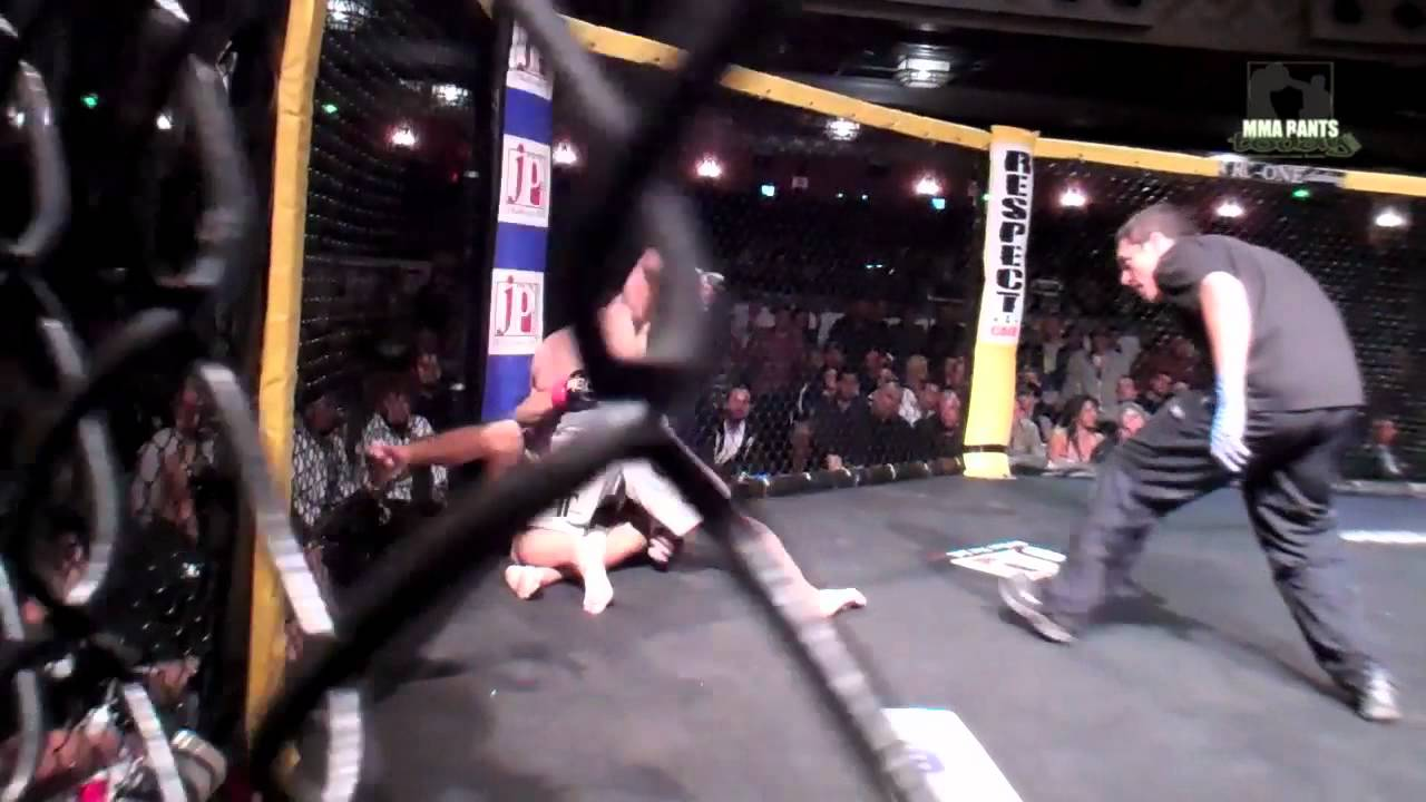 MMA Fight Video: Dominic Gutierrez vs Art Ramirez - YouTube