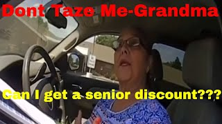 Grandma gets Tazed by Police, a break down of the incident!