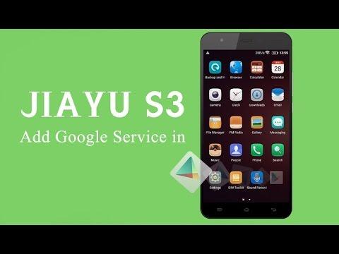 Jiayu service manual