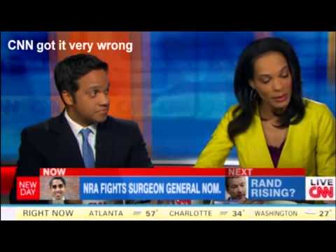 CNN proves how wrong pundits generally are as Vivek Murthy confirmed