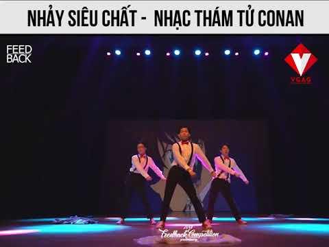 Nhảy siêu chất nhạc thám tử Conan
