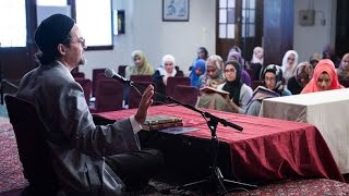 Following Hadith Directly From The Books - Hamza Yusuf