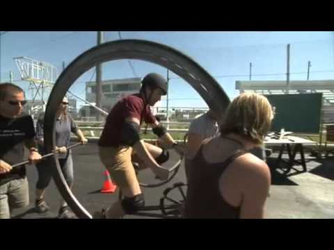 The Re-Inventors: Monowheel Episode (History Channel Series)