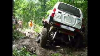 Adrix jimny off road, prépa off road armoury