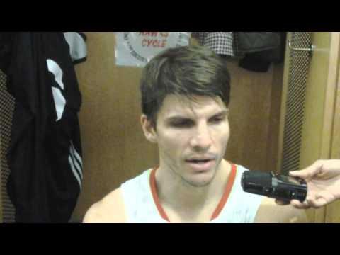Backdoor Cut: Atlanta Hawks Kyle Korver postgame presser 11.18.15