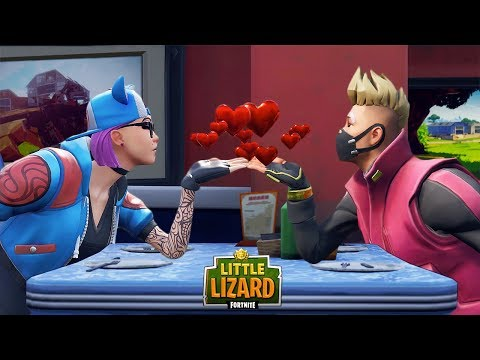 DRIFT & LYNX FIRST DATE!!! - Fortnite Short Film