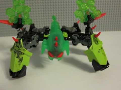 Lego Hero Factory Dragon Bolt images