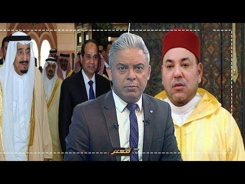 معتز مطر يكشف تفاصيل كلمة المغرب التي منع التلفزيون المصري و السعودي إذاعتها ..!!