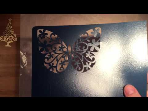 How To Make Your Own Stencil With Silhouette Curio