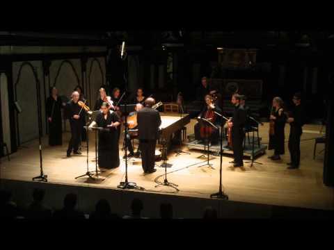 Giovanni Battista Pergolesi : Orfeo, cantata for soprano, strings & bc.