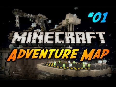 "Minecraft Maps - ""Deep Space Turtle Chase"" - Ep. 1 (CaptainSparklez' Adventure Map)"