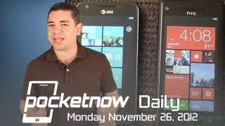 Windows Phone 8 Upgrade, Galaxy Note II Sales, Samsung ATIV S Delays & More - Pocketnow Daily