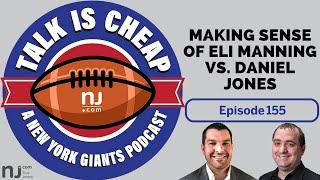 Giants QB competition: Making sense of Eli Manning vs. Daniel Jones