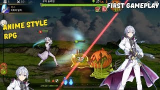 Epic Seven Android Gameplay RPG Anime Style