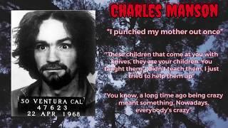 Facts About Manson Dahmer Wuornos Shawcross Fish Bundy Part 1 Graphic