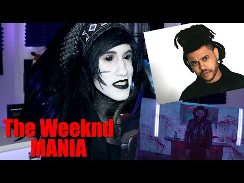 Goth Reacts to the Weeknd - Mania (Music Video)