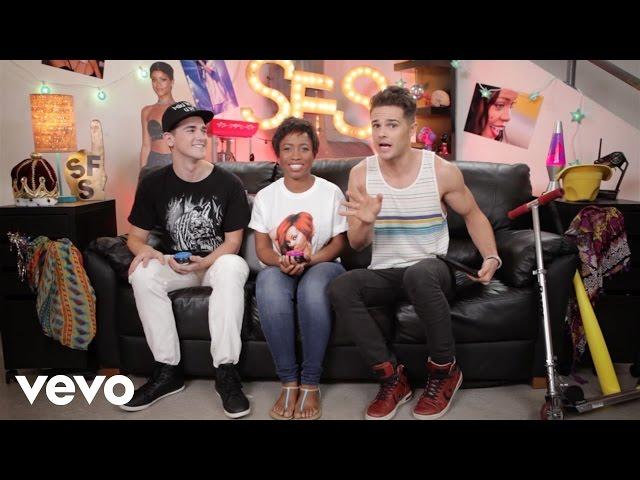 Vevo - Rihanna – Super Fan Showdown (#VevoSFS)
