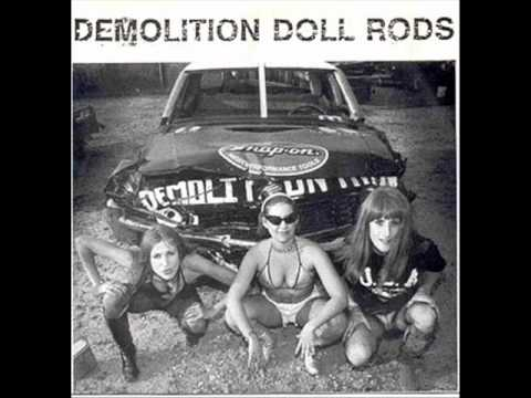 DEMOLITION DOLL RODS-Raw