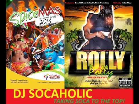 MR KILLA - ROLLY POLLY - GRENADA SOCA 2013